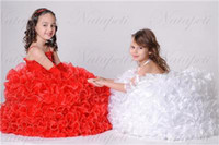 Reference Images Girl Beads Wholesale -SPRING 2014 NEW PAGEANT FLOWER GIRL HOLIDAY DRESS SZ 3T,4T,5,6,7,S Item 200