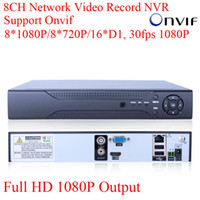 Wholesale Onvif H HDMI High Definition P Full HD CH Network Video Recorder IP NVR For IP Camera