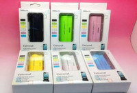 Yes black,white,green,pink,blue  50pc lot New 3000mAh External Battery Portable Battery Charger for apple iphone 5 5C 5S 6 Colors available Support iOS7 Free Shipping