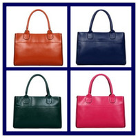 Wholesale A Class Hot Selling Women s PU Leather Handbags Lady s OL Totes Ladies Europe Style Shoulder Bags Girl s Good Quality Bag Fashion bags bag