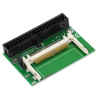 "CSA007800 Triple-Core 533MHz 20Pcs CF to 3.5"" 40 Pin Male IDE HDD Converter Card Adapter Bootable Free Shipping"