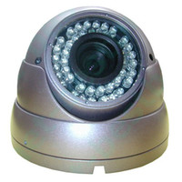 Yes Infrared Video Camera 36 LEDs IR High Resolution Security Dome CCTV Camera Sony 600TVL CCD 2.8-12MM Varifocal Lens