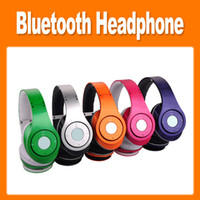 Wholesale Hot network Wireless Stereo Headphone Wireless Bluetooth Headset Multi color with good sound best selling