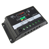 Wholesale S5Q A PWM Solar Panel Regulator Charge Controller V V Auto Switch BOC AAACAY