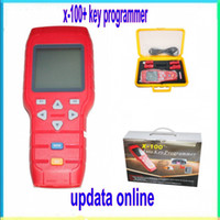 Updata online x100 X- 100+ Auto Key Programmer x100 plus 2 ye...
