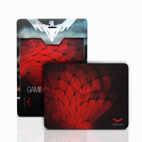 Mouse Pad Rubber  Gaming Mouse pad Silk Flame Large Size New Mousepad Cool Design 104186