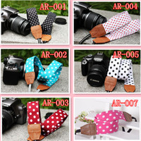 Wholesale New arrival American style of wave point digital SLR camera shoulder strap AR AR AR AR AR AR
