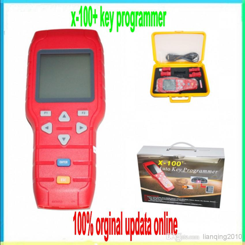 X100 Key Programmer X 100+ X100 Plus Auto Key Programmer ...