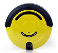 Wholesale NEW Wireless Robot Vacuum Cleaner Automatic Intelligent Wet And Dry Vacuum Cleaner For Home Floor