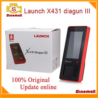 Wholesale 2014 Launch X431 Diagun diagun III original version update online Bluetooth Scanner Diagnostic Tool Launch X Diagun3 diaguniii scanner