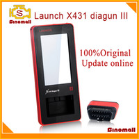 Wholesale 2014 Hot sales Launch X Diagun X431 diagun III diagun3 auto scanner ORIGINAL DiagunIII update via launch site