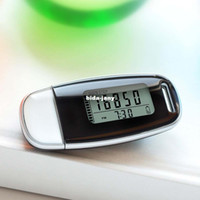 accelerometer pedometer - USB D accelerometer Rechargeable Multi function pedometer with backlight