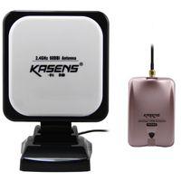 Wholesale KASENS dBi KS WG Wireless USB Adapter MW Antenna Driver Chipset New zp92