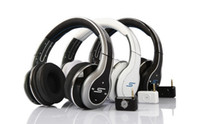 Wired MP3/MP4 Stereo Headphones On Ear Headsets Bluetooth Wireless DJ Earphones For MP3 MP4 SMS Audio Sync by 50 Cent