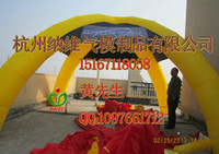 Wholesale 6 M Inflatable party tent for advertising Promotions with CE UL blower