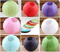 Holiday CCC No Hot Sale! 14Color Lovely Chinese Light Paper Lantern Wedding Party Decoration Holiday Lighting Free Shipping 1Pcs Lot