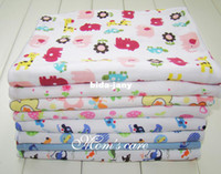 bedsheet designs - Retail multipurpose baby blanket bedsheet body towel with planty of designs x76cm cotton Original brand