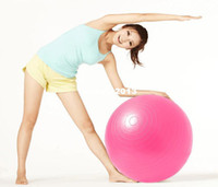 Wholesale Explosion proof cm Yoga Ball Supernova Sale Stability Exercise Gym Fitness Pregnant Woman High Quality Home Pilates T