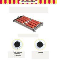Wholesale MCD KFC Electric Hamburger Machine Burger maker board bun toaster Barbecue machine