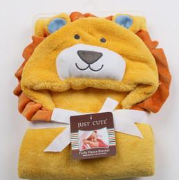Wholesale 2013 Hot Coral Fleece Newborn Kids Baby Blanket style Toddler Cartoon Bear Sleeping Bag Autumn And Winter