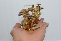 Wholesale Twin Cylinder Marine Steam Engine Model