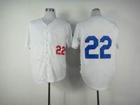 Wholesale Los Angeles Dodger Clayton Kershaw White Brand Baseball Jerseys Men s Cheap Stitched Sports Jerseys High Quality Hot Sales Baseball Wear