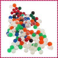 Wholesale New5 bag pack bags Magic Jelly Crystal Mud Soil Water Beads For Flower Plant Gift