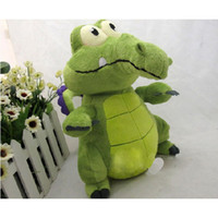 8-11 Years alligator games - New Arrival Where is my water plush toy swampy crocodile toy alligator where s my water