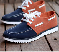 Lace-Up Men Fabric free shipping 2013 new men's shoes mixed colors matte shoes men shoes