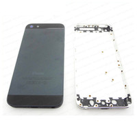 Wholesale housing Metal Middle Chassis Plate Bezel Battery Back Cover replacement for iphone G