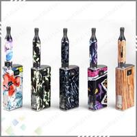 Electronic Cigarette Set Series  100% Original Innokin Itaste MVP 2.0 VV MOD box Itaste MVP2.0 Starter kit with Iclear 16B Dual Coil Clearomizer Detachable coil New stlye