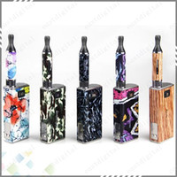 Electronic Cigarette Set Series  Big promotion Vapor Innokin Itaste MVP 2.0 VV MOD box Starter kit with Iclear 16B Dual Coil Clearomizer Detachable coil New stlye Drop ship
