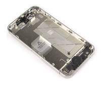 Wholesale Silver Bezel Mid Frame Middle Chassis Chrome Housing Plate for iPhone S GS