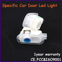 Ghost Light/Welcome Light Wedge front,back EXW Auto body part,Mercedes-Benz S-Class 120lm CREE LED car door led light, logo laser projector lights