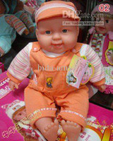0-12 Months Unisex Multicolor Please Leave color and size for us! - - 50cm simulation baby American girl REBORN NEWBORN inflatable latex baby doll can laugh dolls for g
