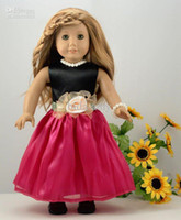 Wholesale Please Leave color and size for us DOLL CLOTHES fits quot American Girl Doll Clothes F053