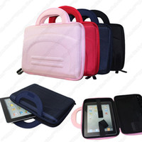 Wholesale A2 Durable Premium Travel Hard Nylon Carrying Case For Motorola Zoom Tablet inch For galaxy tab hard case