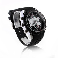 8G   Spy Watch Video Camera HD 1080P Pinhole IR Night Vision 8GB Watch