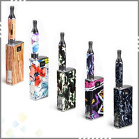 Electronic Cigarette Set Series  Wholesale - Big promotion Vapor Innokin Itaste MVP 2.0 VV MOD box Starter kit with Iclear 16B Dual Coil Clearomizer Detachable coil New stly