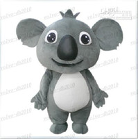 Mascot Costumes best koala costumes - LLFA4378 Koala Mascot Costumes For valentine s day With High Qualit Best Price Adult Size