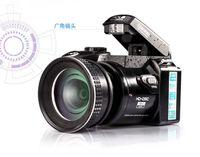 Black camera digital - Genuine Telephoto Digital Camera SLR Camera Photos D3000 Digital Camera MP3 quot LTPS Screen Optical Times Telephoto lens Wide Angle
