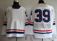 Ice Hockey Men Full White olympic Hockey Jerseys Mens USA stitched jerseys #39 Miller Top Sellers Sports Jerseys 2014 New Collection Outdoor Uniform Mix Order