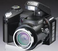 Wholesale 16MP TFT X Zoom Digital Camera HD D3000 Digital Camcorder Camera Wide Angle Lens x Optical Telescope Lens Free Send the lens