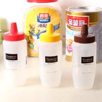 Wholesale Honey sesame oil bottle bottle bottle plastic bottle beak g honey jar honey bottle thicker