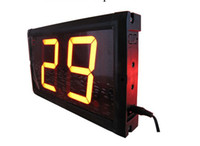 Wholesale 4 High Digits LED Counter Timer LED Countdown Clock LED Digital Timer For Queue System Management Wireless Calling System Queue Sign