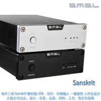 Wholesale NEW SMSL Sanskrit bit kHz USB DAC Coaxial Optical Decoder