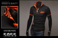 Wholesale 2014 NEW STYLE New York polo T Sleeve Shirt Lapel Brand POLO shirt