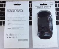 Wholesale Silicone Softskin Protetor For MAC Apple Magic Mouse apple macbook air pro mouse with retail package