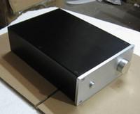 Wholesale High quality aluminum Power amplifier Enclosure Case DIY Final version