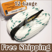 Wholesale Tactical Hopes Bores Cleaning Gauge Shotguns Snake Sling Guns Cleaner Hunting